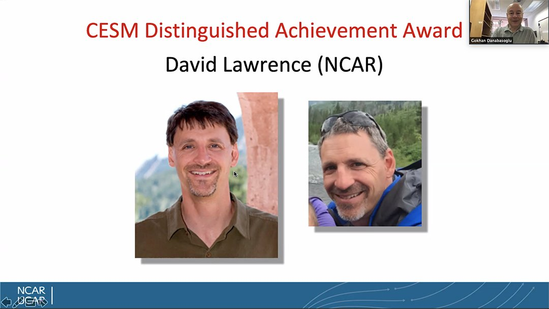 2020 CESM Distinguished Achievement Award Winner, David Lawrence